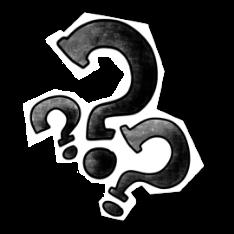 Icon Fragezeichen